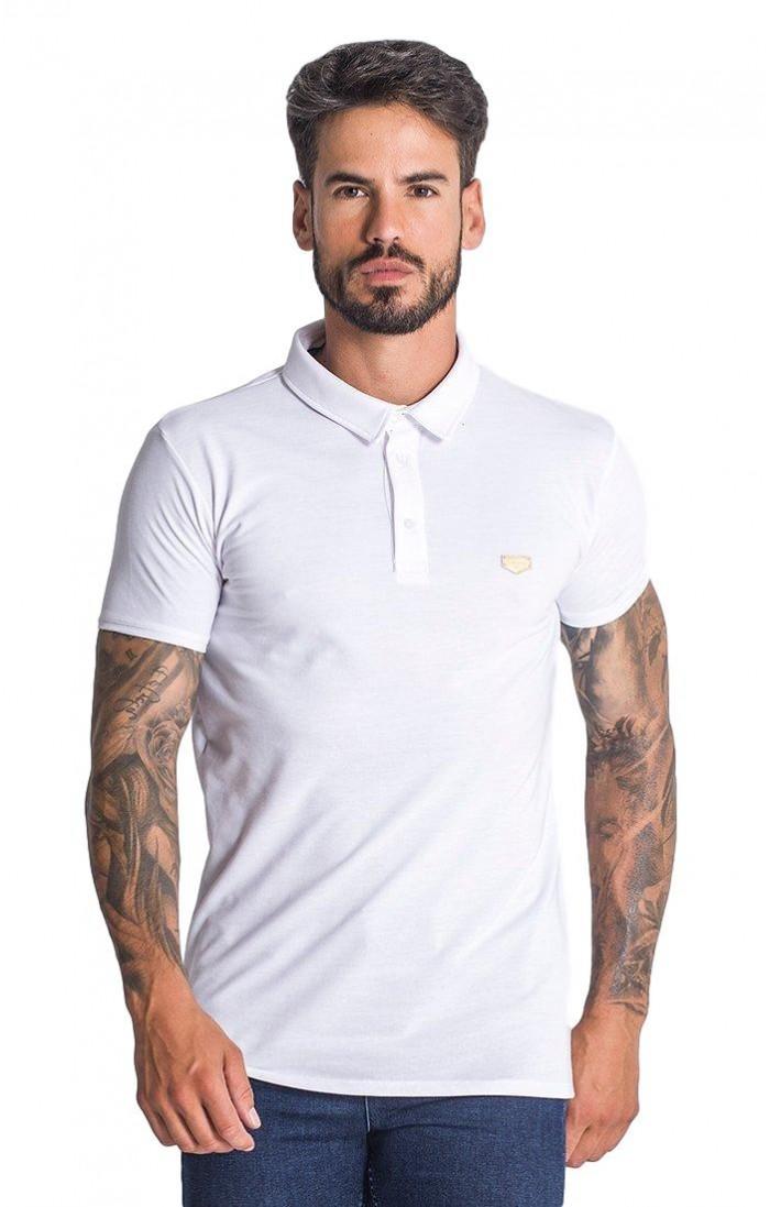 Polo Gianni Kavanagh Core Blanco