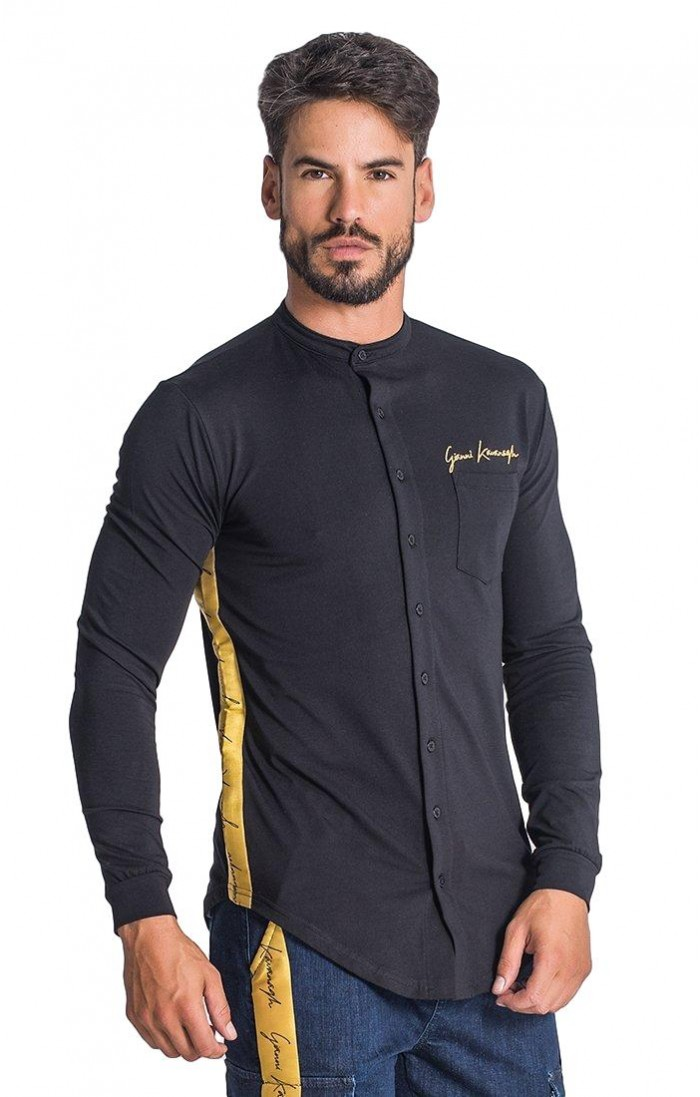 Camisa Gianni Kavanagh con Firma Noble