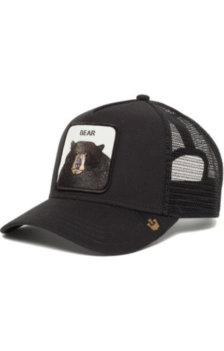 Cap, Goorin Bros Trucker l'Ours Noir, l'Ours noir