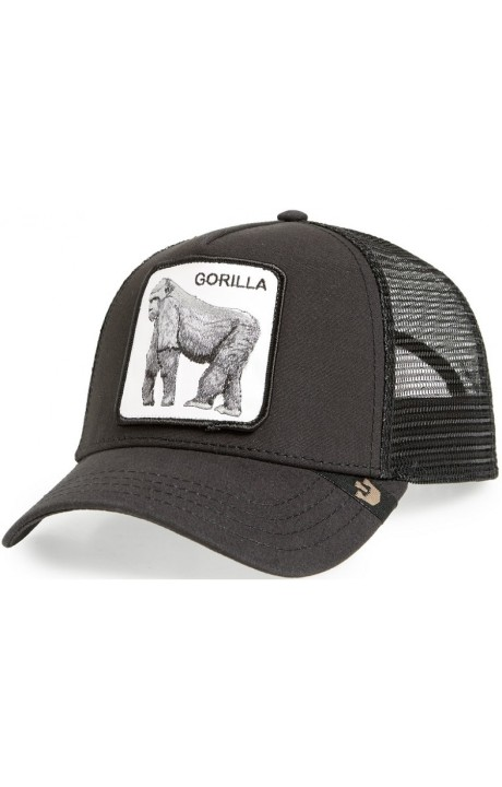 Cap, Goorin Bros Trucker King of the Jungle
