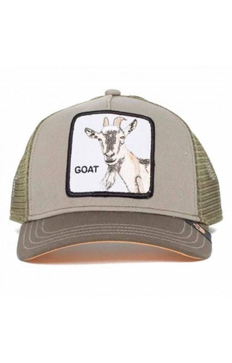 Cap, Goorin Bros Trucker Goat Beard