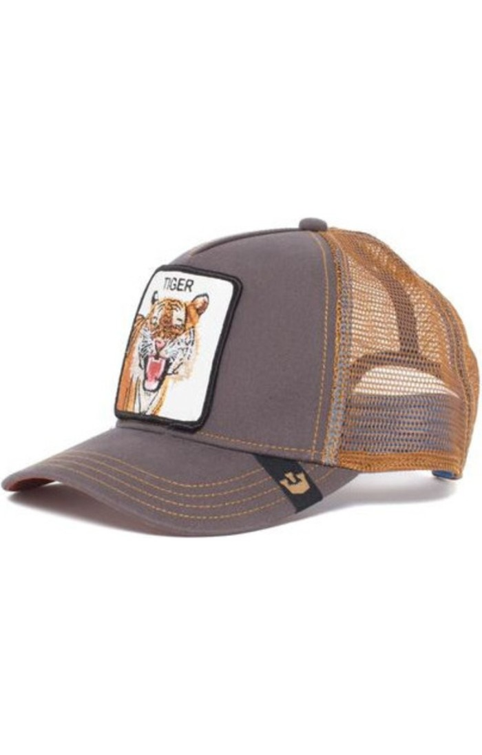 Gorra Goorin Trucker Eye of the Tiger