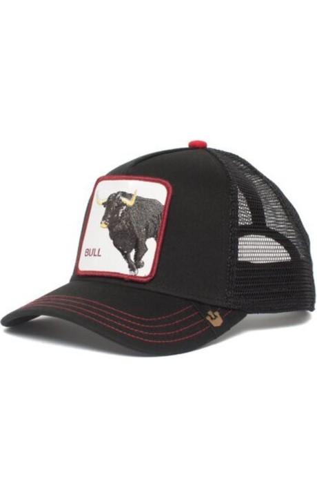 Cap, Goorin Bros Trucker Bull Honky