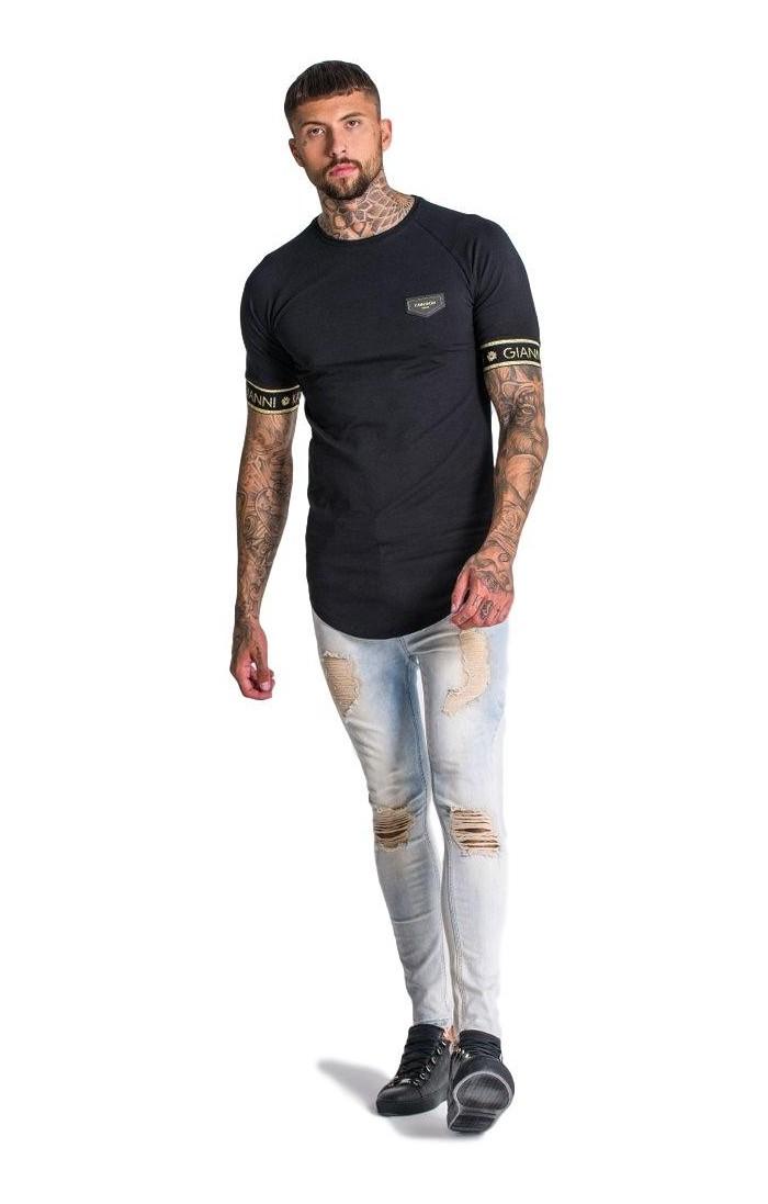 T-Shirt À Bretelles Gianni Kavanagh Lumineux Rose Veste Blanche