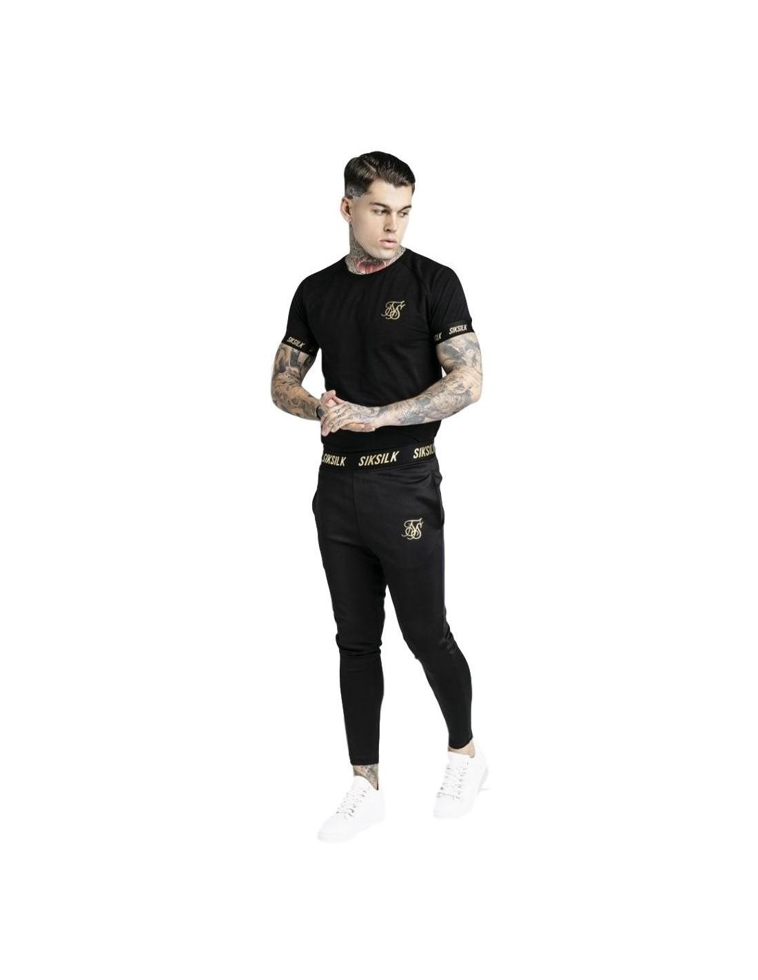Camiseta Gianni Kavanagh Coleccion Tee Core Blanco