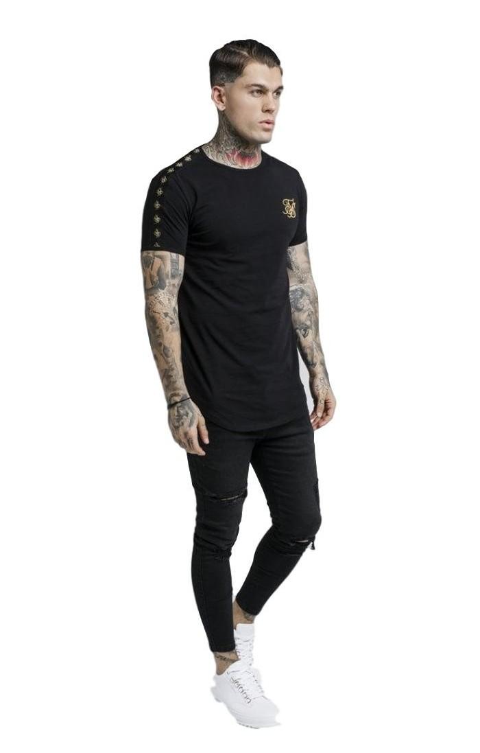 Pant Tracksuit Gianni Kavanagh Core Black