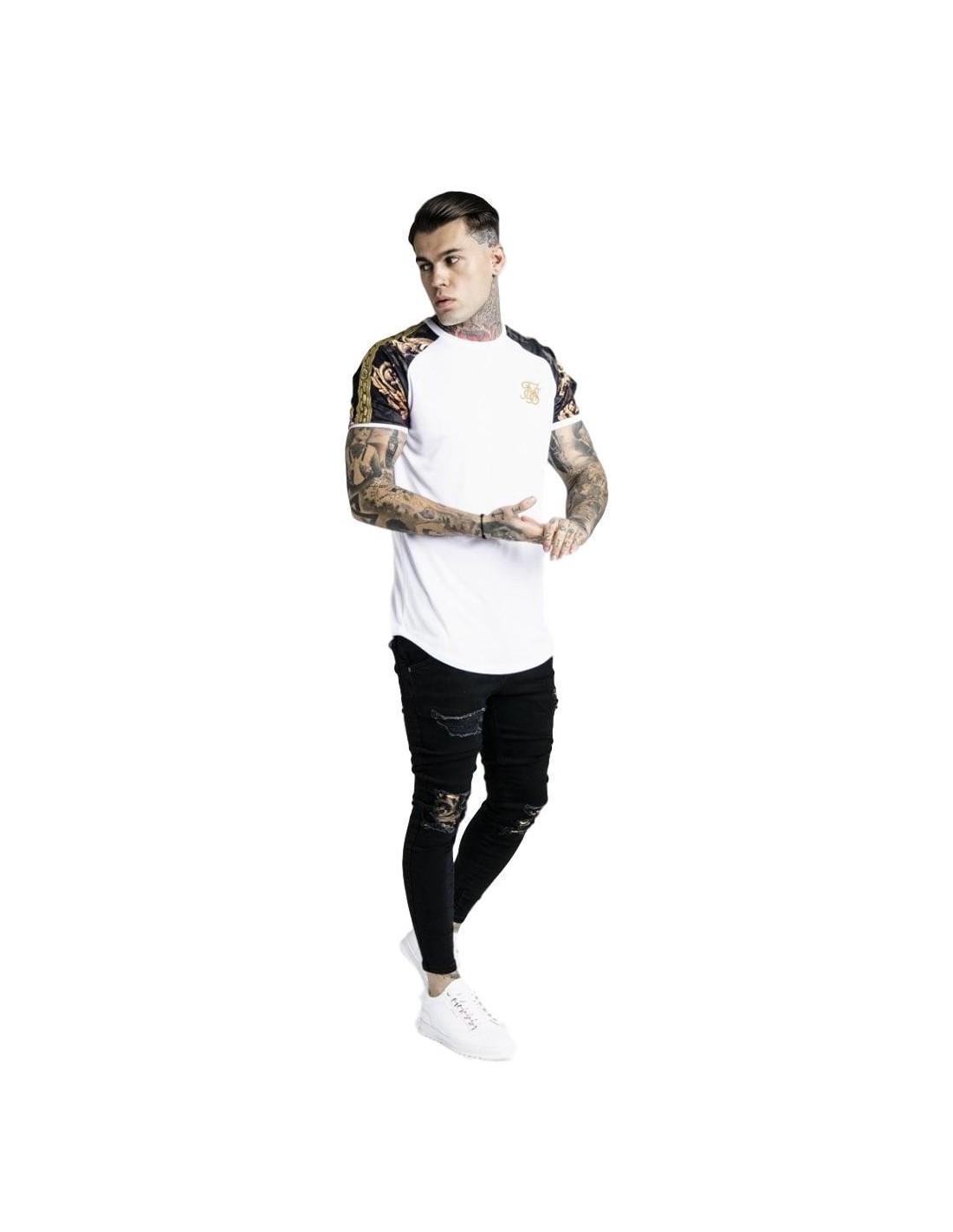 Camiseta Gianni Kavanagh Luz Rosa con Elastico GK