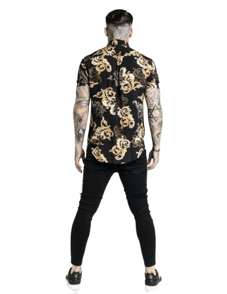 Camisa SikSilk resort x Dani Alves