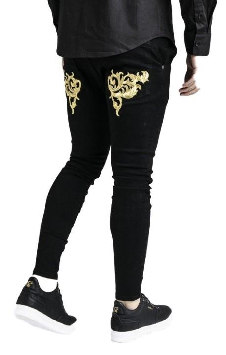 Camiseta Aces Couture EMB Logo Bordado