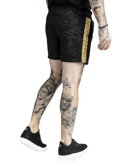 Pantalones SIKSILK Cortos Ajustados Relajados