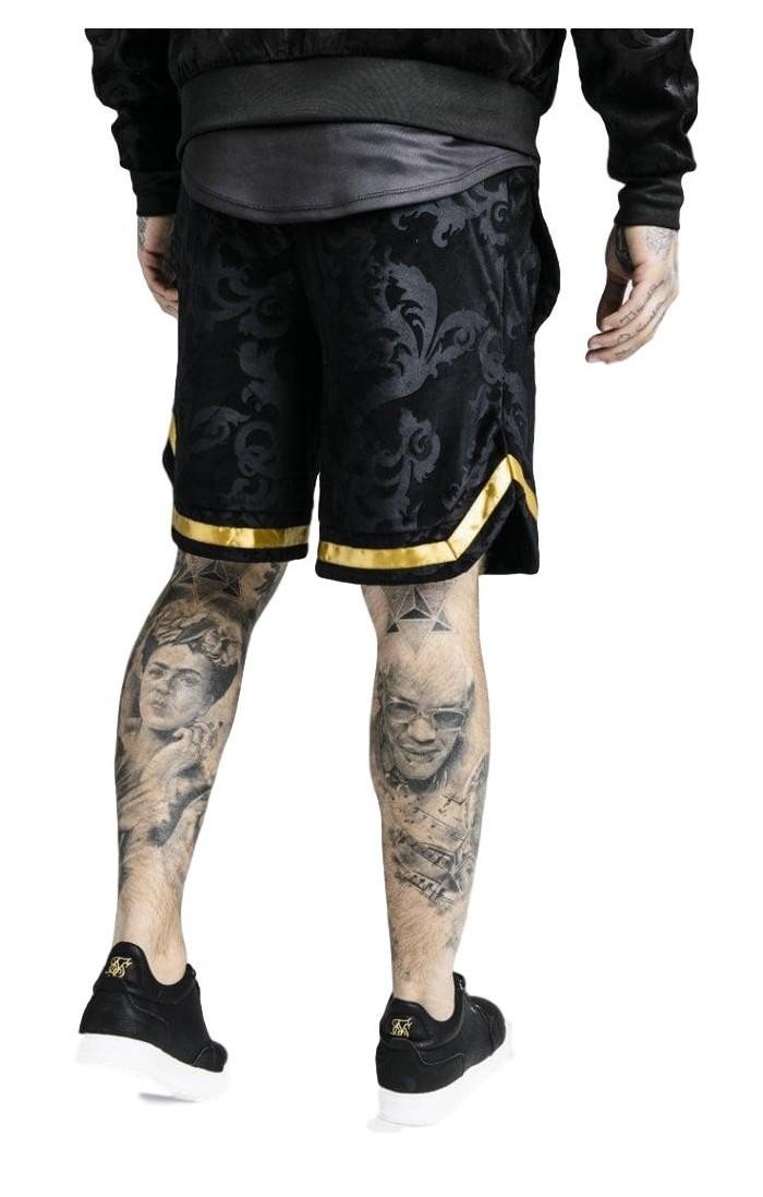 Pantalones de baño SikSilk Hazey Daze