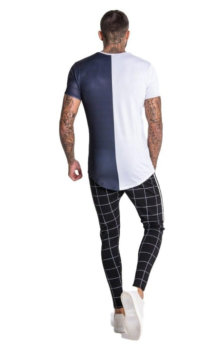 Cow-boy pantalon de SikSilk drop crotch noir
