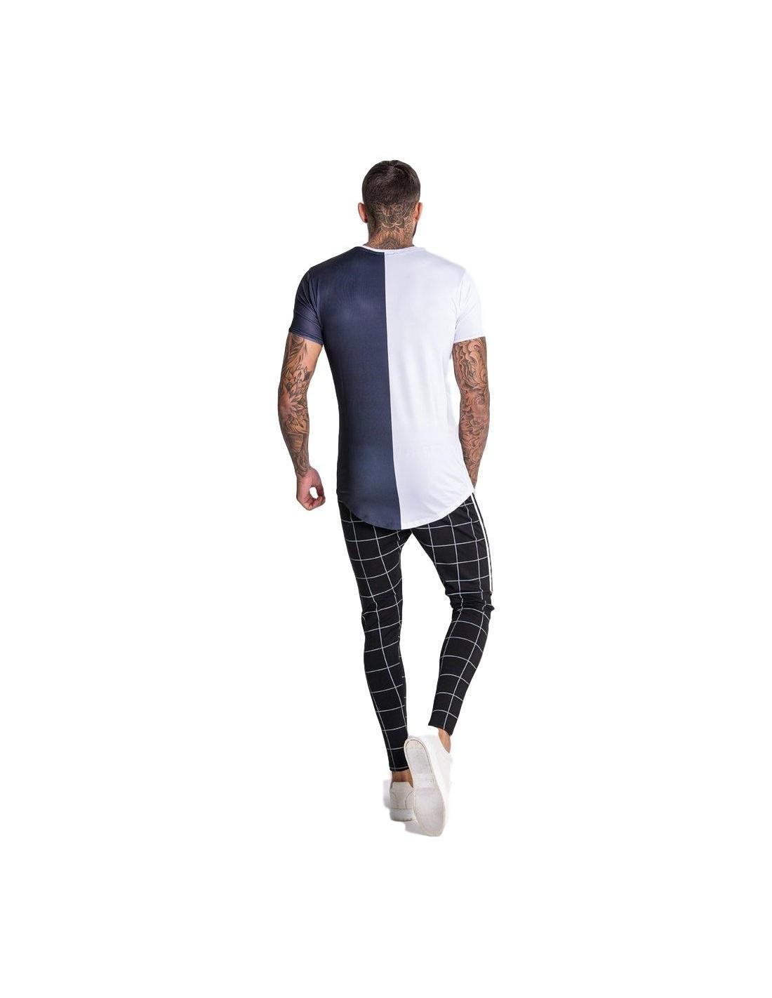 Cow-boy pantalon de SikSilk drop crotch noir