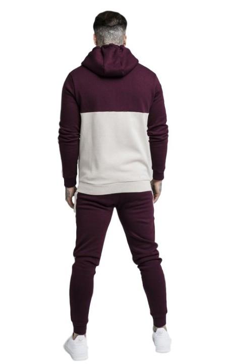 Pantalon de Survêtement Gianni Kavanagh blanc laser rose