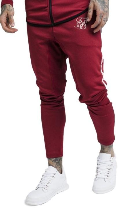 Pantalon de SikSilk de formation pour les athlètes Tech - Bordeaux