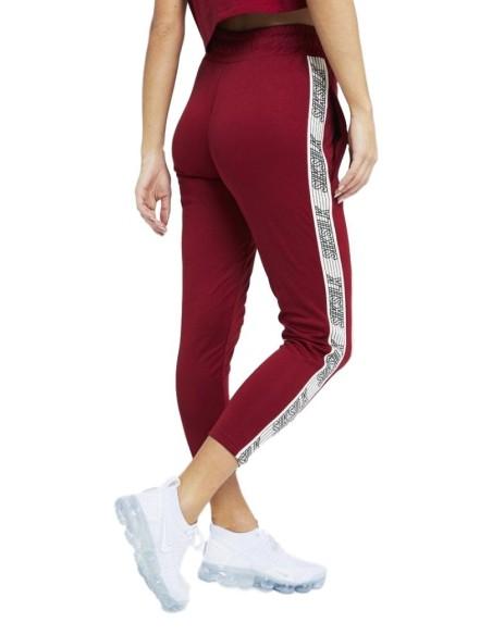 Pantalones SikSilk Runner recortados Rojo