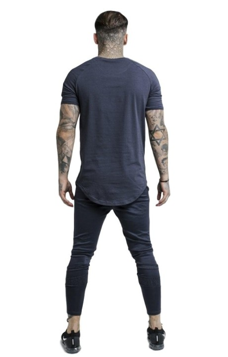 Sweatpants SikSilk Sprint To Urban Green