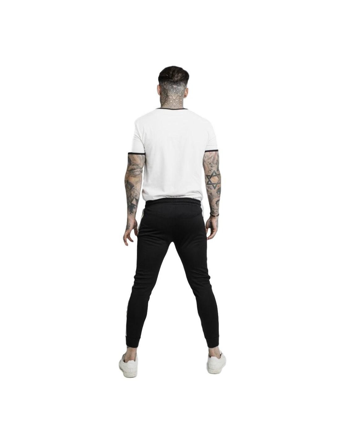 Pants SikSilk Cut Ultra Tech Gray
