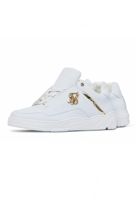 Running Shoes SikSilk Blaze White
