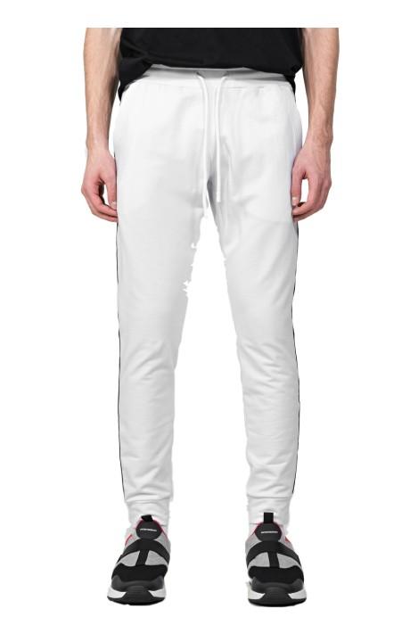 Pantalón Antony Morato de Felpa con Cinta y Logo