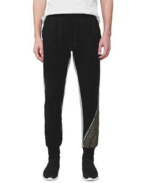 Sweatshirt Gym King Velour Black