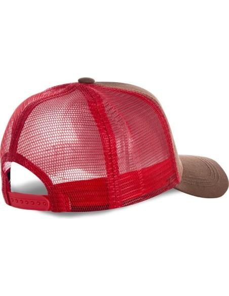 Gorra Capslab roja RYU Street Fighter