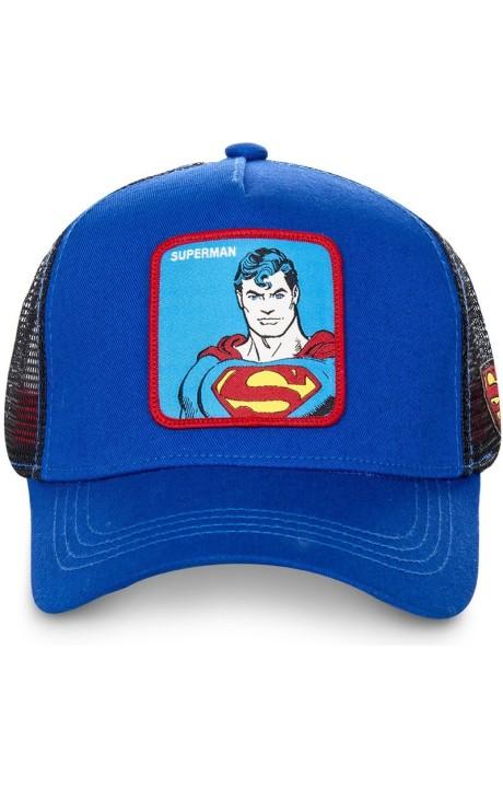 Cap Capslab blue classic Superman Comics