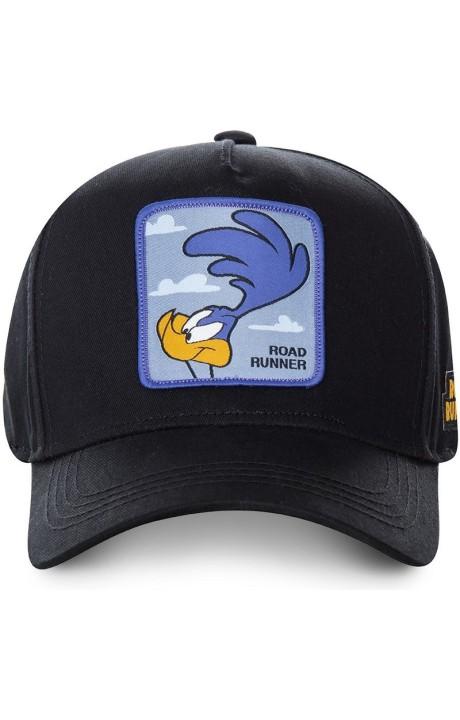 Cap Capslab black Roadrunner Looney Tunes
