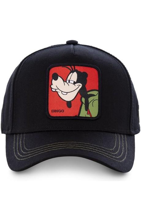 Gorra Capslab negra Goofy Disney