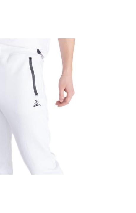 Pantalón Lee Coq Sportif Optical Blanco