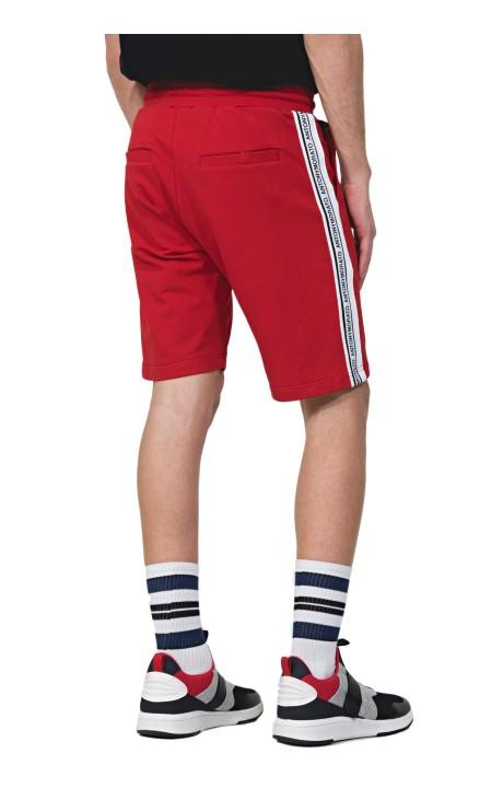Shorts Antony Morato Red Fleece