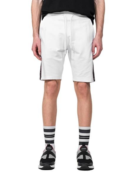 Shorts Antony Morato Blanco De Felpa