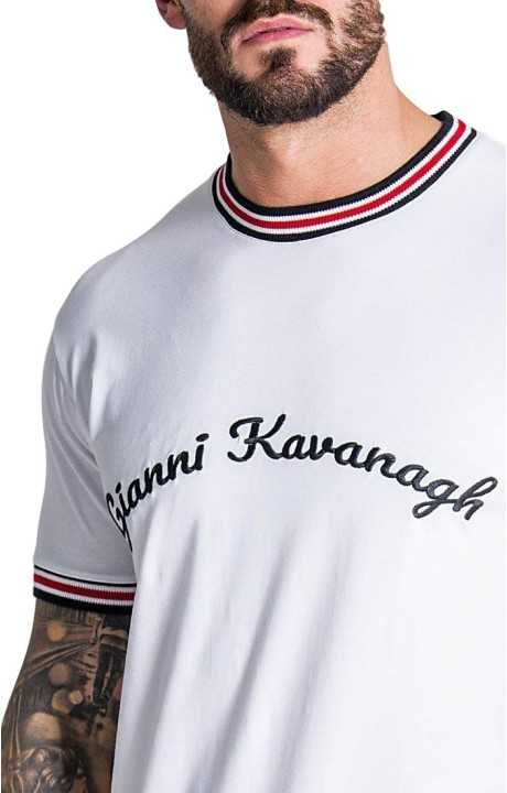 Chaqueta de Chandal Gianni Kavanagh Terciopelo Negro Lurex