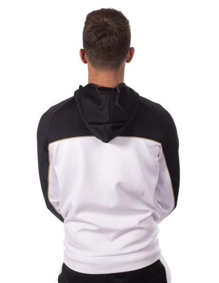 Sweatshirt with Hood SikSilk PolyTricot