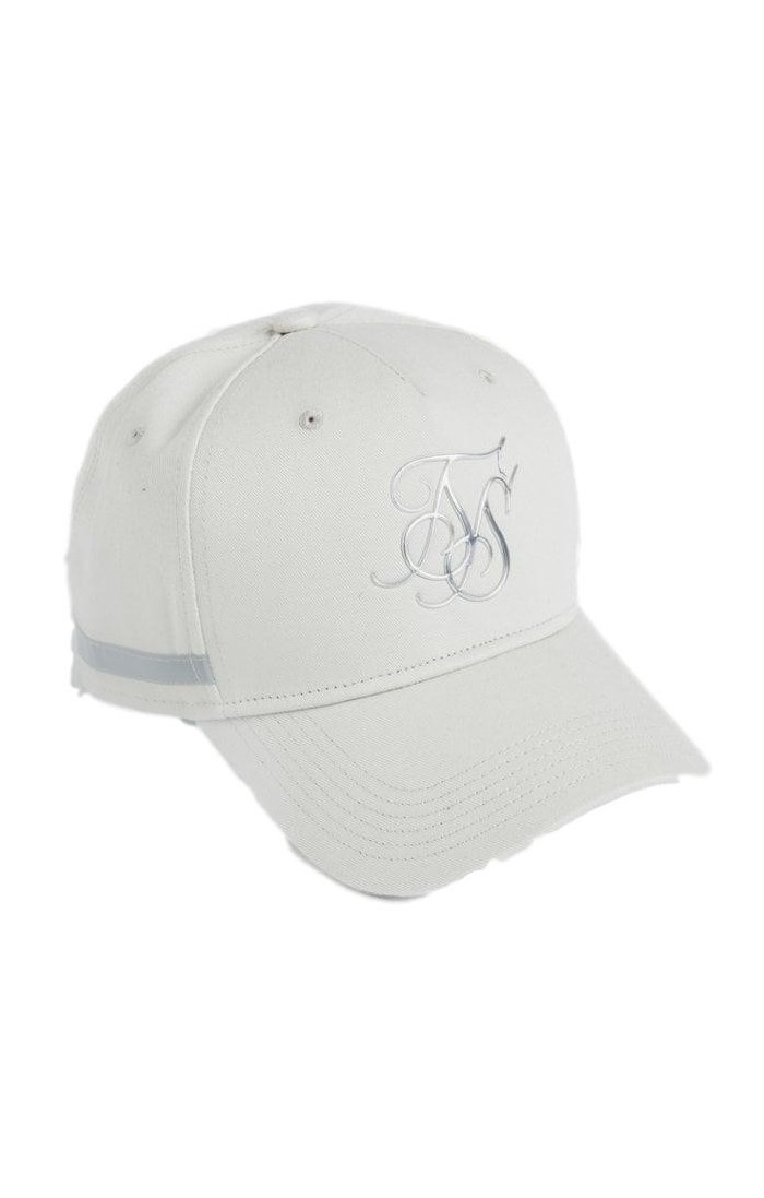 Gorra SikSilk Bent Peak Reflective