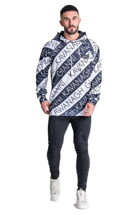Cow-boy pantalon de SikSilk Buste du Genou low rise Bleu