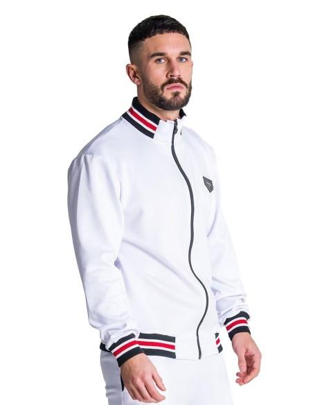 Chaqueta Gianni Kavanagh Blanca con Costilla Personalizado