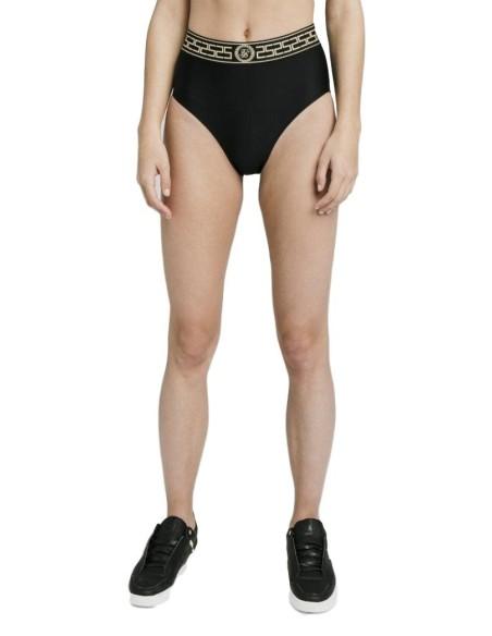 Braguitas de bikini SikSilk Athena Negro