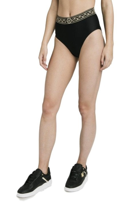 Panties bikini SikSilk Athena Black