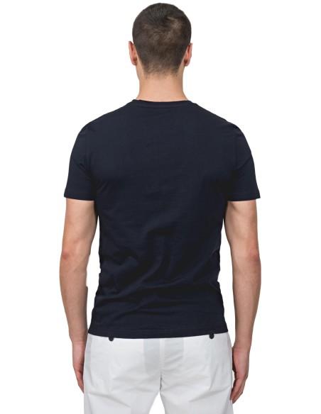 Camiseta Antony Morato Negra con estampado en relieve