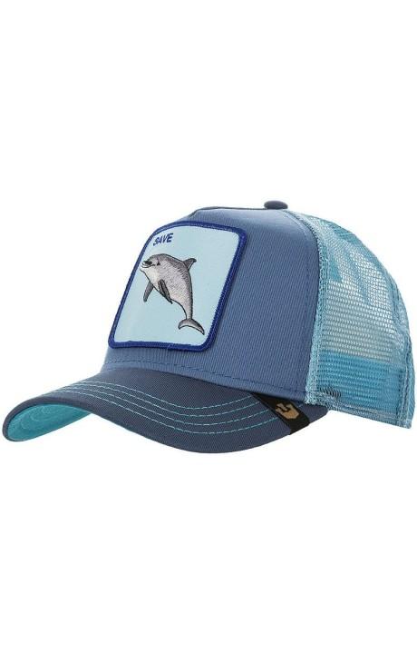 Cap, Goorin Bros Dolphin Blue