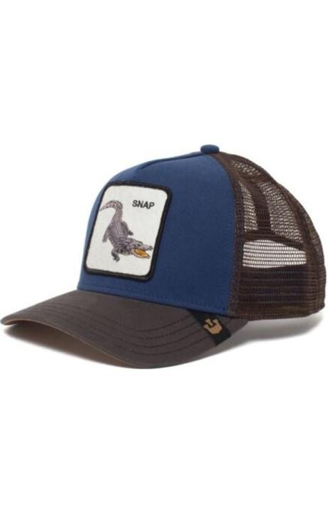 Cap, Goorin Bros Blue Alligator