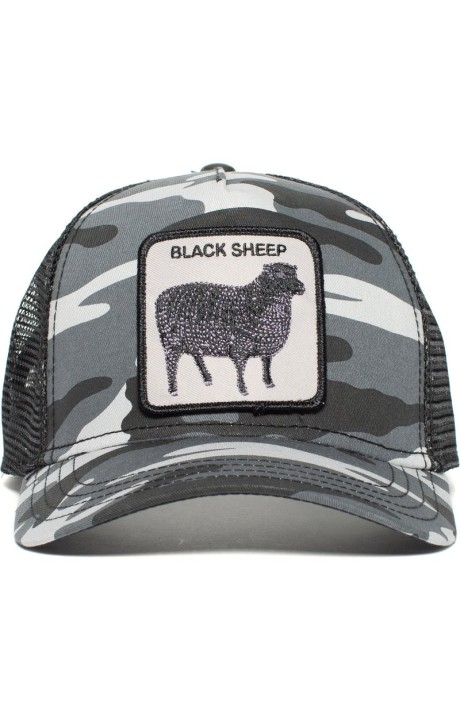 Cap, Goorin Bros Sheep Camouflage