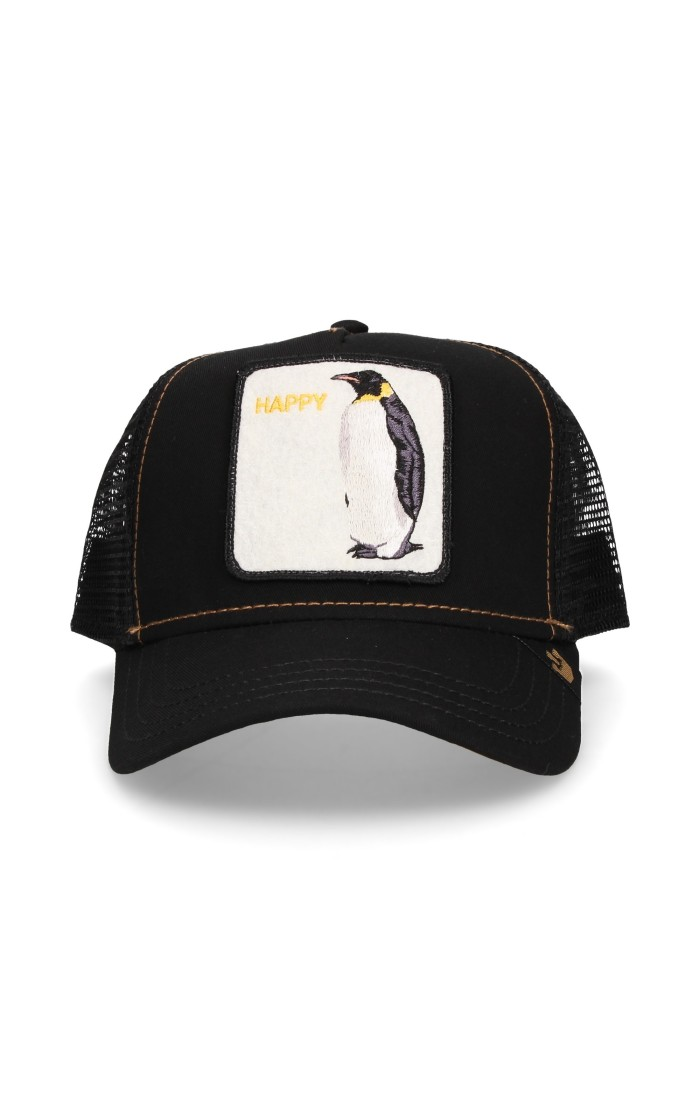 Gorra Goorin Bros Pingüino Waddler Negro