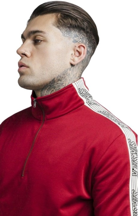 Shirt by SikSilk blancaTech Reflect Gold x Dani Alves
