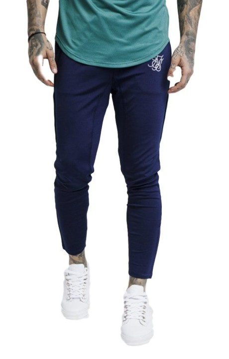 Pantalones Zonal SikSilk Astral Marino