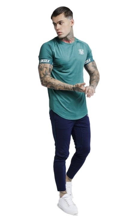 Shirt by SikSilk Reverse x Dani Alves