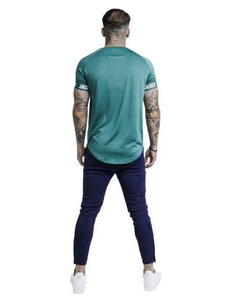Camiseta SikSilk Reverse x Dani Alves
