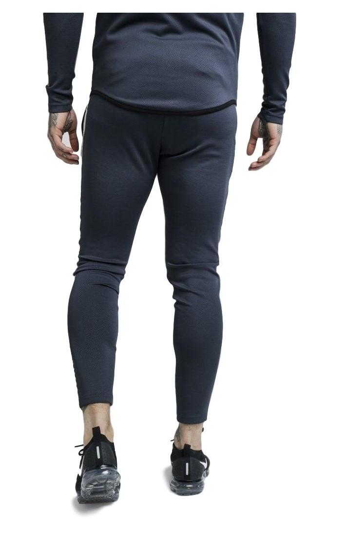 Sweat-shirt Gianni Kavanagh Bordeaux avec Lurex Or