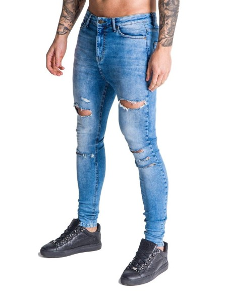 Jeans Gianni Kavanagh Ripped and Repair
